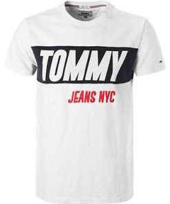 TOMMY JEANS T-Shirt DM0DM04145/100