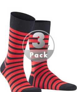 Falke Even Stripe 3er Pack 13326/6379
