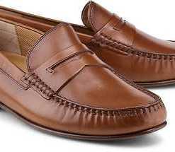 Penny-Loafer Edimar von Sioux in braun für Herren. Gr. 42 2/3,47 1/3