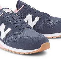 Retro-Sneaker 520 von New Balance in blau für Damen. Gr. 37,39,40