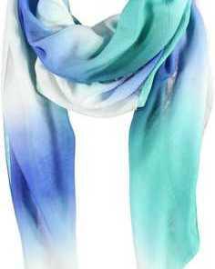 Passigatti Tuch in farbigem Design