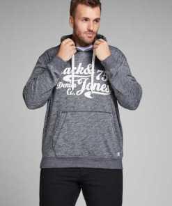 Jack & Jones Logoprint Plus size Sweatshirt