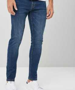 Next Blue Jeans mit Stretch