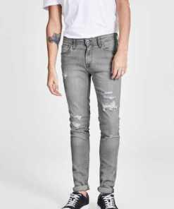 Jack & Jones LIAM ORIGINAL AM 708 50SPS Skinny Fit Jeans