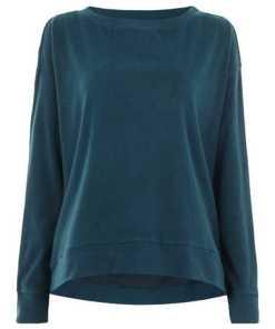 Damen Sweatshirt aus Fleece