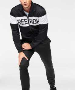 Reebok Trainingsanzug »TRAINING SUPPLY CUFFED TRACKSUIT«
