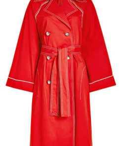 Nina Ricci Trenchcoat aus Baumwolle