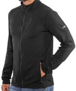 Icebreaker Outdoorjacke »Fluid Zone LS Zip Shirt Men«