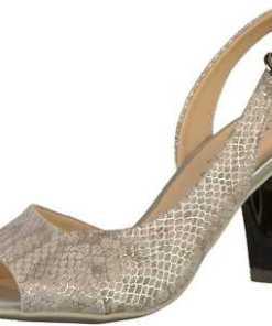 Caprice »Leder« High-Heel-Sandalette