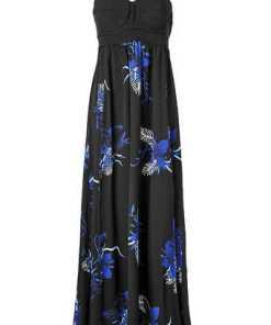 Proenza Schouler Bedrucktes Slip Dress aus Seidenchiffon