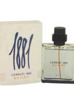 1881 Sport Cologne by Nino Cerruti, 100 ml Eau De Toilette Spray for Men