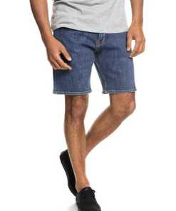 Quiksilver Slim Fit Jeans »Distorsion Medium Blue«