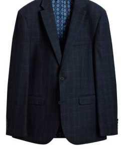 Next Tailored-Fit-Anzug aus Wollmischgewebe: Sakko