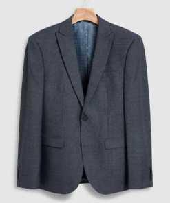 Next Strukturierter Anzug: Sakko