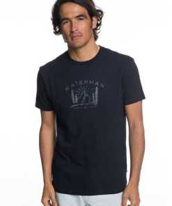 Quiksilver T-Shirt »Waterman Back To Nature«