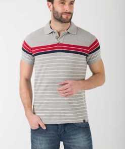 TIMEZONE Poloshirts (kurzarm) »Striped Polo«