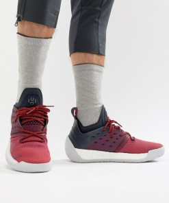 adidas Basketball x Harden - Vol 2 All American - Rote Sneaker