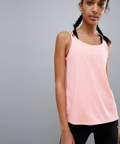 Puma - Gym-Tanktop in Rosa - Rosa