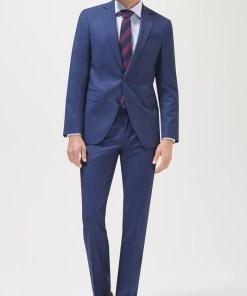 Anzug Finch-Brad in Mittelblau