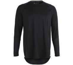 UNDER ARMOUR Sportshirt 'Raid 2.0 LS' schwarz