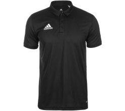 ADIDAS PERFORMANCE 'Core 15' Poloshirt schwarz