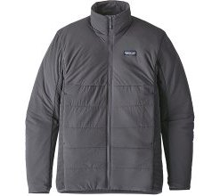 Patagonia Nano-Air Light Hybrid - Outdoorjacke für Herren - Grau (forge grey)