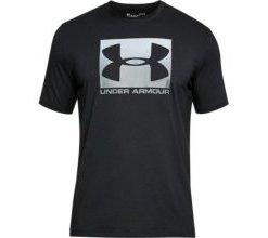 UNDER ARMOUR Herren Shirt UA Boxed Sportstyle - schwarz