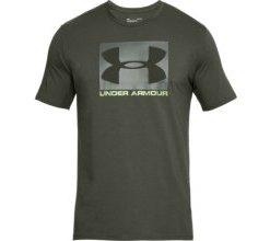 UNDER ARMOUR Herren Shirt UA Boxed Sportstyle - grün L