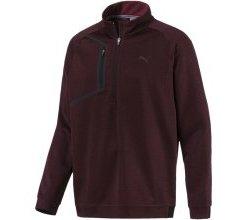 PUMA Sweatshirt burgunder