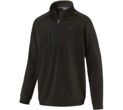PUMA Sweatshirt dunkelgrün