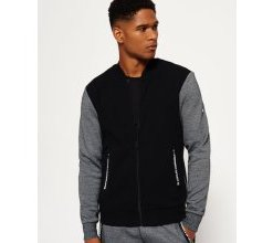 Superdry Gym Tech Embossed Bomberjacke