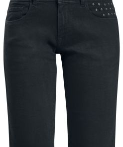 RED by EMP Pick Up The Pieces Girl-Shorts schwarz