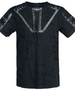 Gothicana by EMP Demeter T-Shirt schwarz