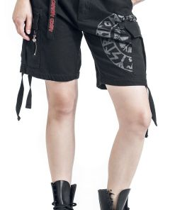 Amon Amarth EMP Signature Collection Girl-Shorts schwarz