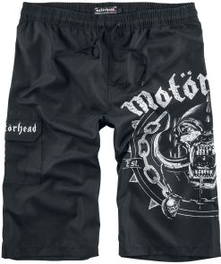 Motörhead EMP Signature Collection Badeshorts schwarz