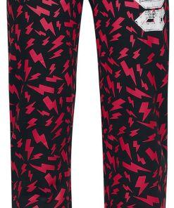 AC/DC EMP Signature Collection Pyjama-Hose multicolour