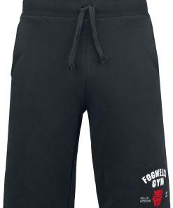 Daredevil Fogwell´s Gym Shorts schwarz