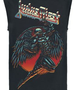 Judas Priest BTD Redeemer Tank-Top schwarz