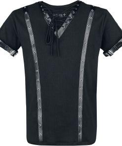 Gothicana by EMP Heavy Soul T-Shirt schwarz