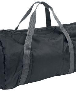 Packaway Barrel Bag Reisetasche schwarz