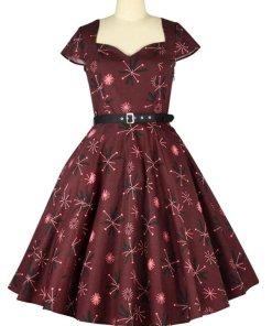 Sweetheart Atomic Dress