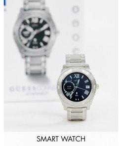 Guess - C1001G4 - Ace - Elegante Armbanduhr - Silber