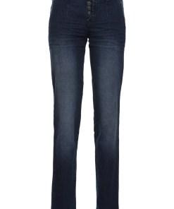 Stretch-Jeans im Chinostil