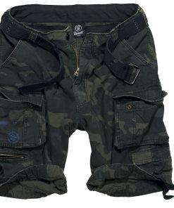 Brandit Savage Vintage Shorts Vintage Shorts darkcamo