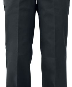 Dickies 873 Slim Straight Work Pant Chinopant schwarz