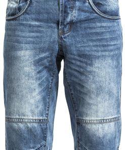 Forplay Denim Shorts Shorts blau