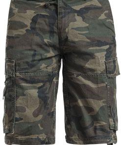 Brandit Vintage Shorts Vintage Shorts woodland
