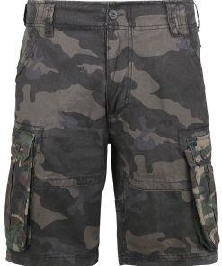 Brandit Kendale Vintage Short Shorts darkcamo