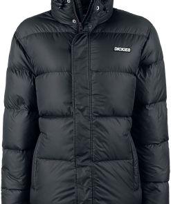 Dickies Oakvale Girl-Winter-Jacke schwarz