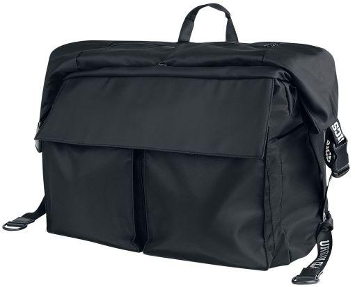 Urban Classics XXL Traveller Bag Reisetasche schwarz